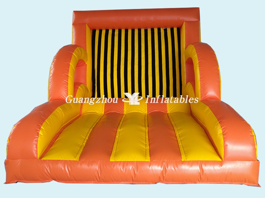 Magic Inflatable Jump Wall with Suit