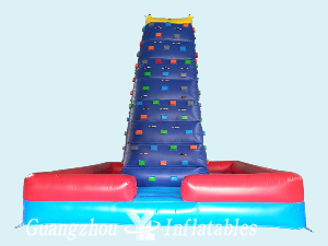 Inflatable Climbing Wall Factory Prices for Sale