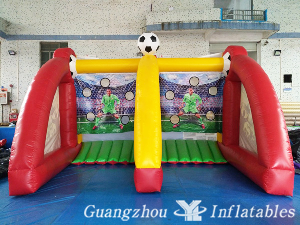 Inflatable Swift Kick Soccer Challenge Games