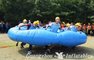 Inflatable Outdoor Amusement Training Project