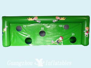 Inflatable Soccer Shooting Games