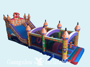 Inflatable Theme Obstacle