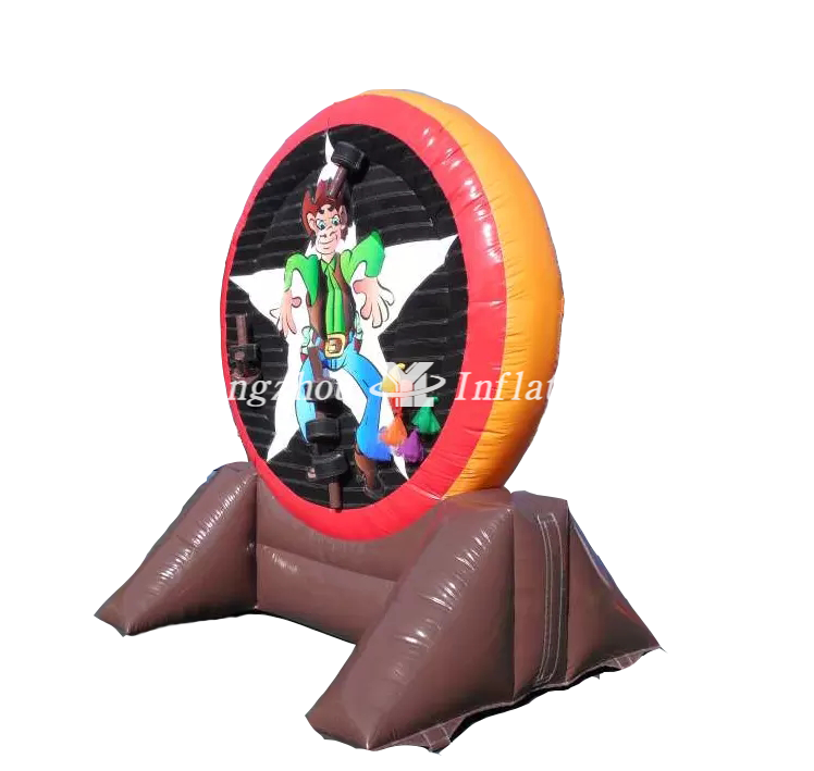 Inflatable 2 In 1 Axe Throwing Darts Yl Inflatables