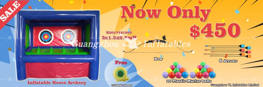 Hover Ball Archery Train Games Sale 450USD