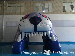 Inflatable Lion Tunnel Tents