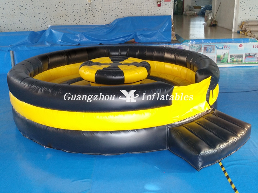 Inflatable Gladiator Game Arena Inflatable Joust  Adult Sports Arena