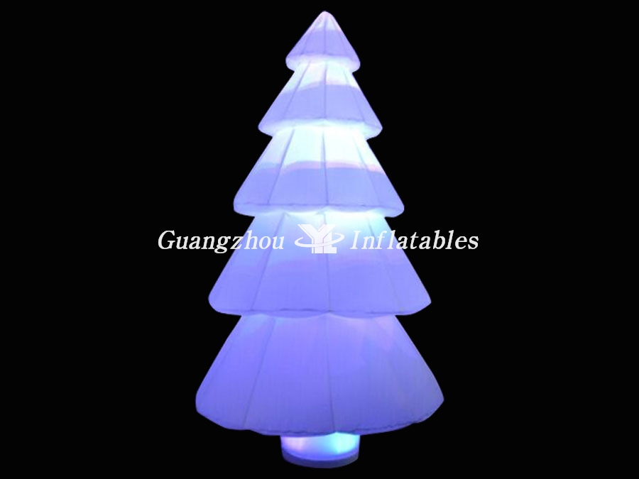 Christmas Tree Inflatables.Inflatable Giant Led Christmas Tree Stand Light Yl Inflatables