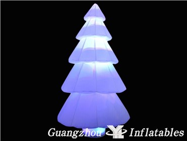 Inflatable Giant Led Christmas Tree Stand Light