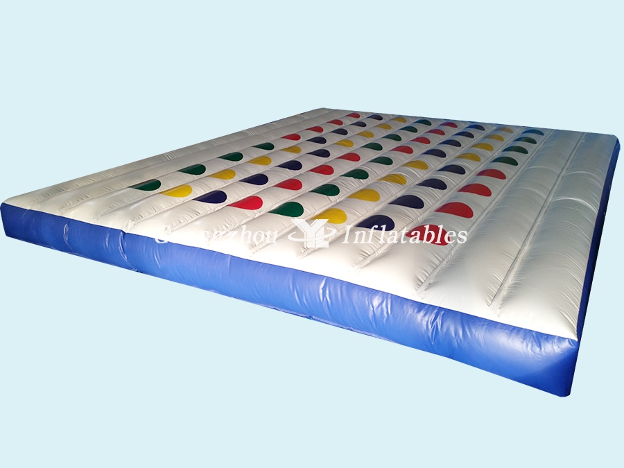 Inflatable Twister 4 Player Board Games Yl Inflatables