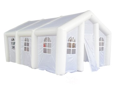 High Quality Oxford or PVC Inflatable Truck Tent
