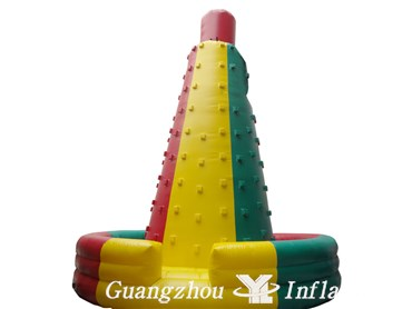 Inflatable Kids Rock Climbing Wall