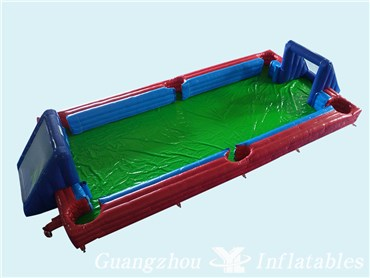 Giant Inflatable Snooker Table Football Field