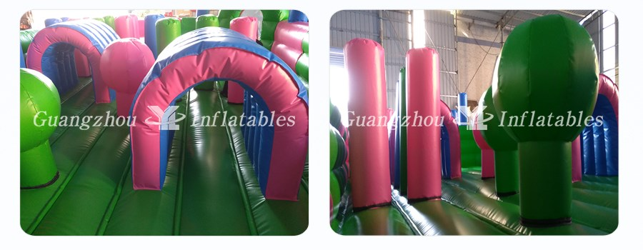 China Inflatable Fun City  factory Price