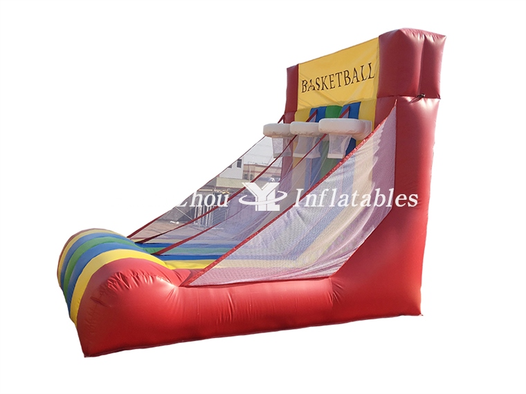 Inflatable Basketball Hoop Games Yl Inflatables
