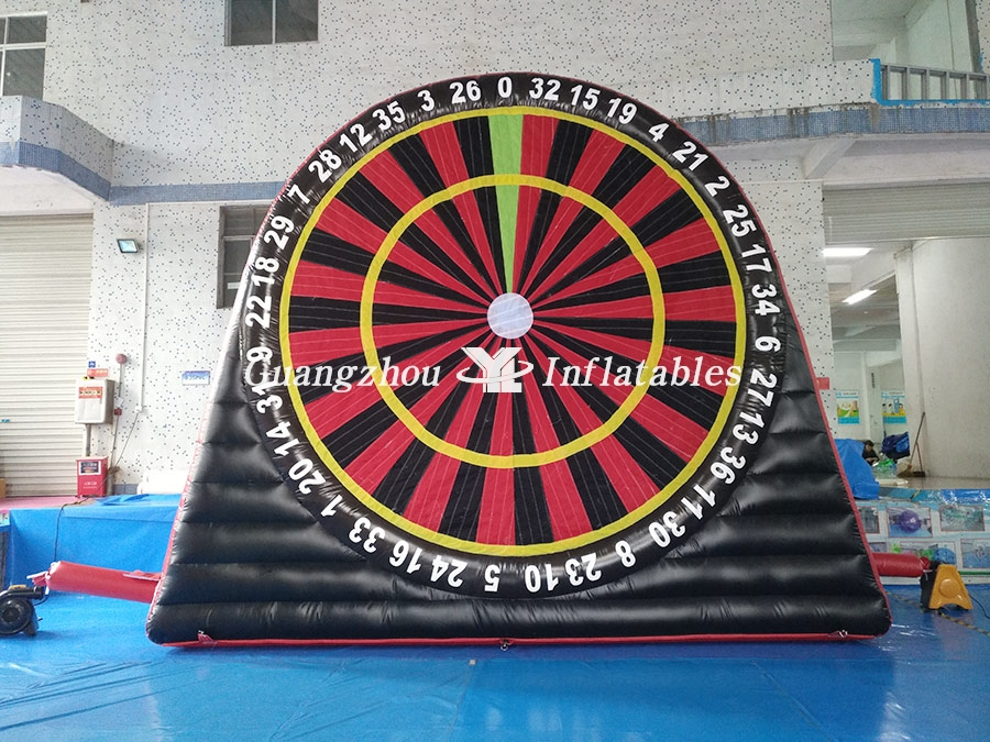 Archery Game Inflatable Bullseye Darts Game Yl Inflatables