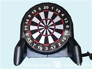 Soccer Dart Board Game, Shooting Foot Darts with Velcro